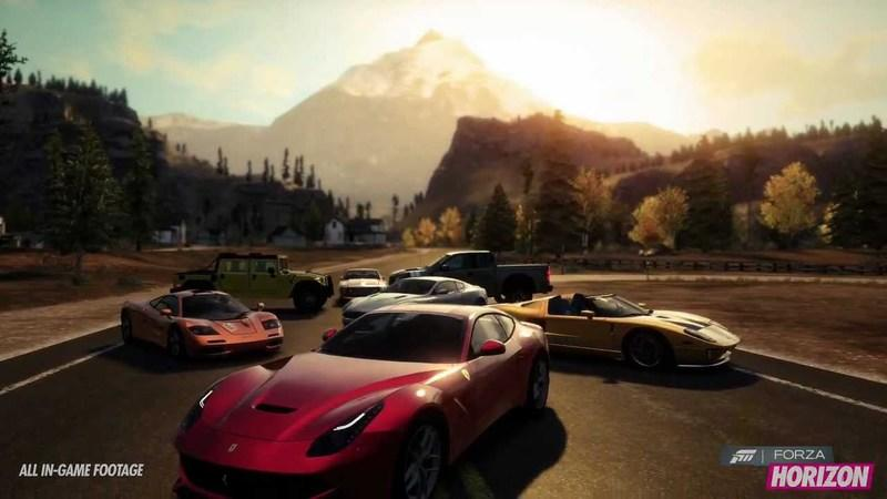 Video: First DLC Pack for Forza: Horizon Comes with McLaren F1 and a Host of Other Exotics