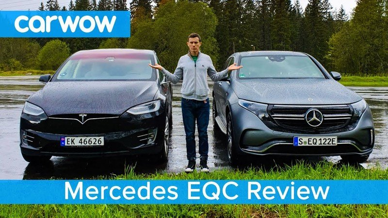 2020 Mercedes-Benz EQC reviews are in - the Tesla Model X should be worried