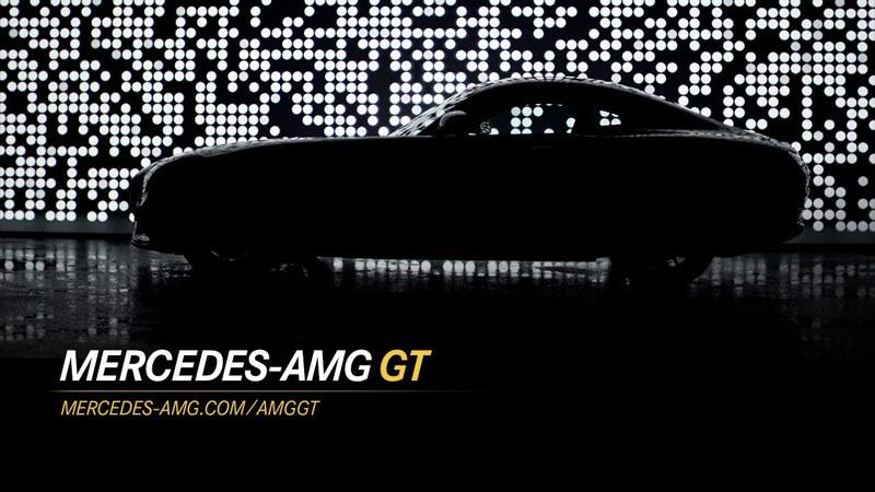 Video: Mercedes to Debut AMG GT on September 9, 2014