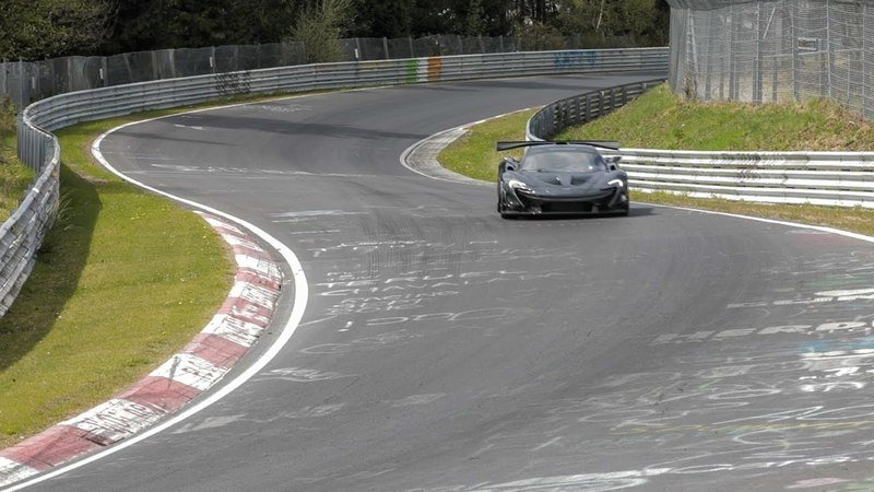 The Nurburgring's Production Car Lap Record Has Fallen Yet Again