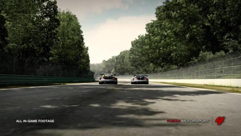 Video: Forza 4's September Car Pack features SRT Viper GTS-R