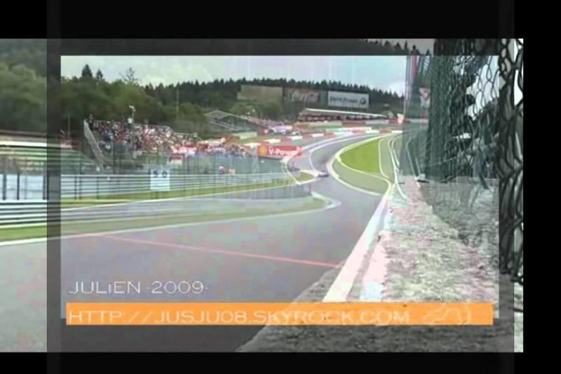 Video: FIA GT race cars are no match for Formula One cars