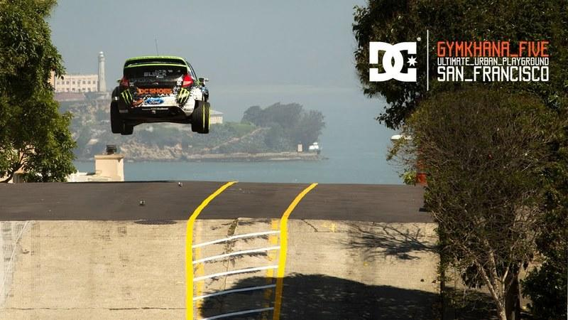 Video: The Making Of Gymkhana 5