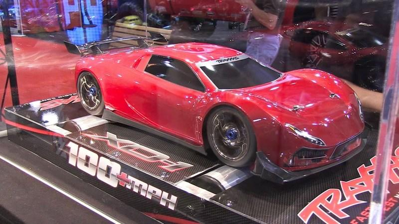 Video: Traxxas X-01 hits 100 mph on the dyno