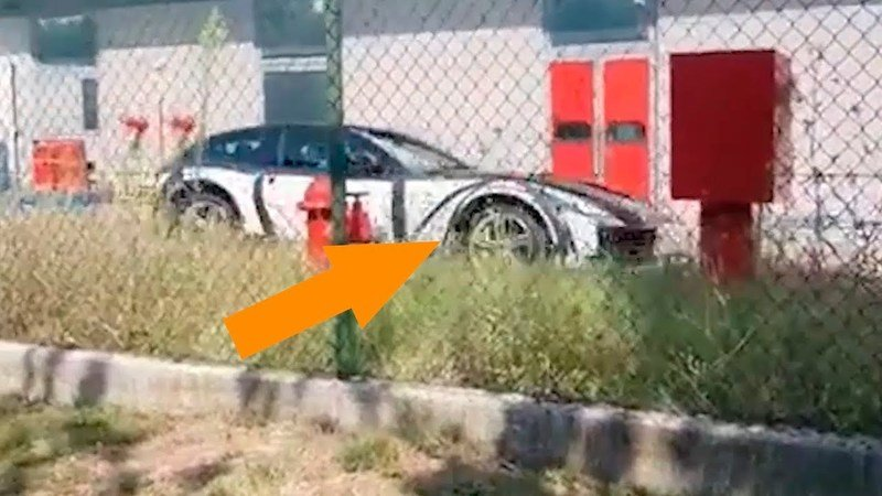 Here's Your First Look at the Ferrari Purosangue...Kinda