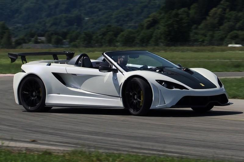 Video: 2012 Tushek Renovatio T500 driven by Autocar