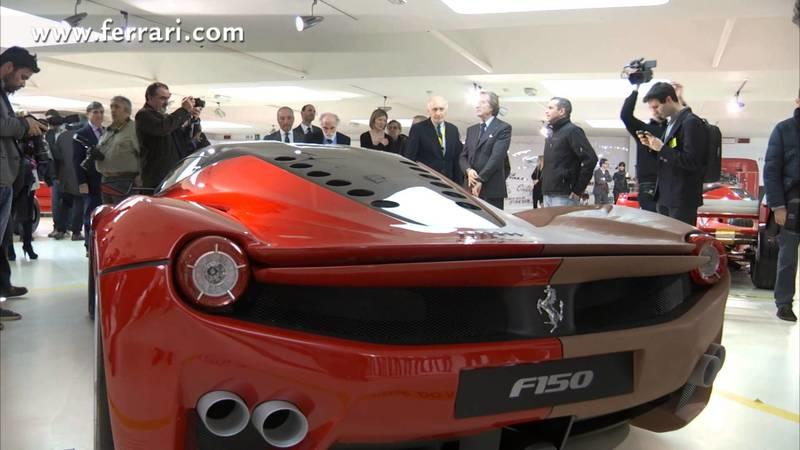 Ferrari F70 Reviews Specs Prices Photos And Videos Top Speed