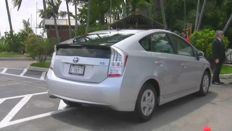 Video: 2010 Toyota Prius preview