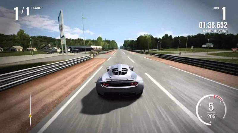 Video: Hennessey Venom GT does 260 mph in Forza Motorsport