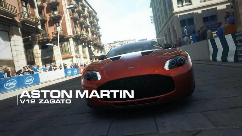 Video: Aston Martin Represents in GRID 2