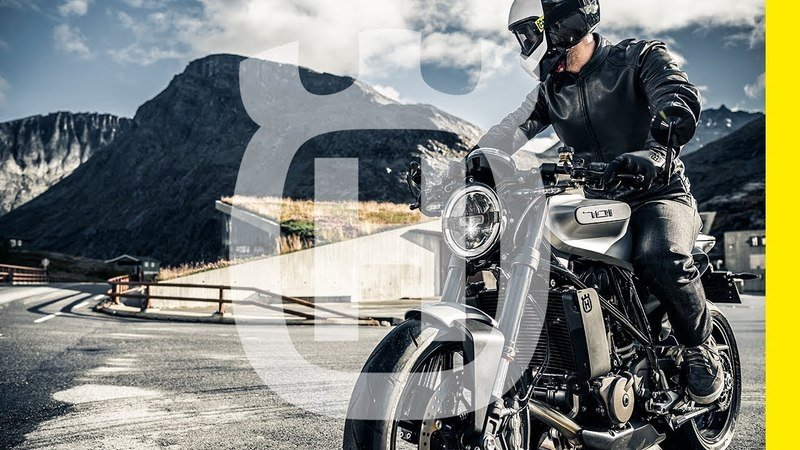 Husqvarna Vitpilen 701 finally enters production