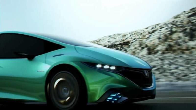 Official Honda Concept S Video May Mean it Hits Production