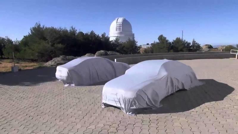 Video: Audi Teases a New Model
