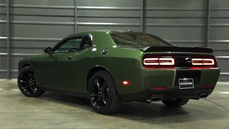2019 Dodge Challenger Scat Pack Stars & Stripes Edition