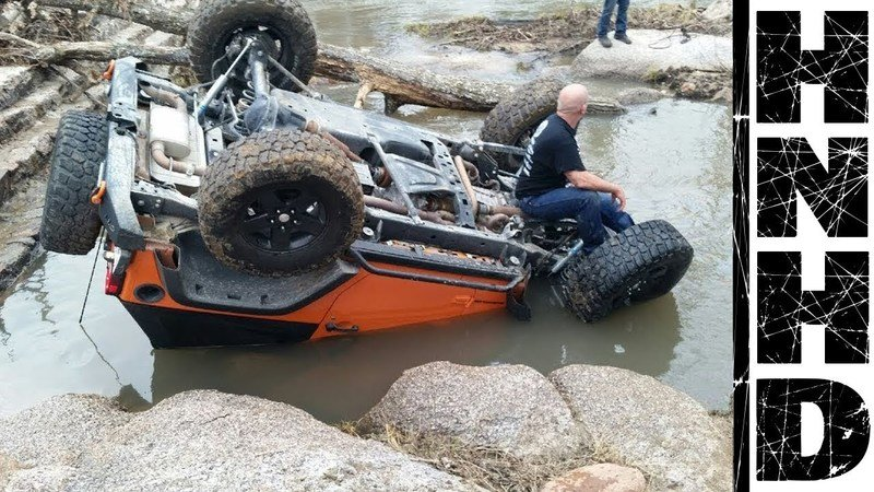 Video of the Day: Jeep Wrangler Fails