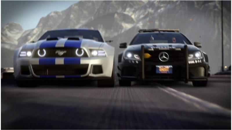 Video: Need For Speed Rivals - Progression and Pursuit Tech Upgrades