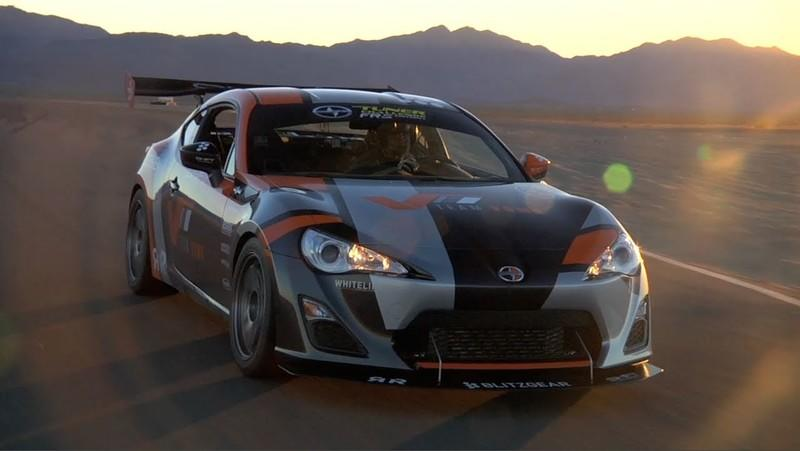 Video: The Scion FR-S Turbo VCMC Gets the Matt Farah Shakedown