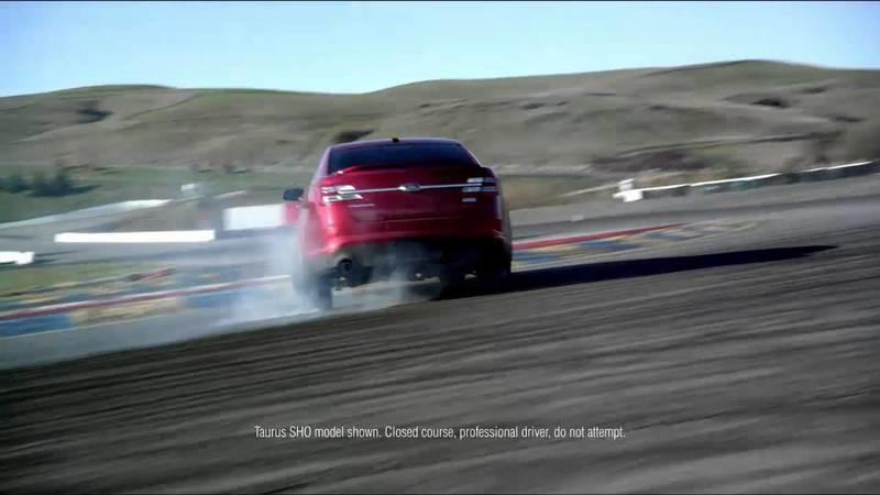 2013 Taurus SHO: Engineers Riding With NASCAR Driver Carl Edwards