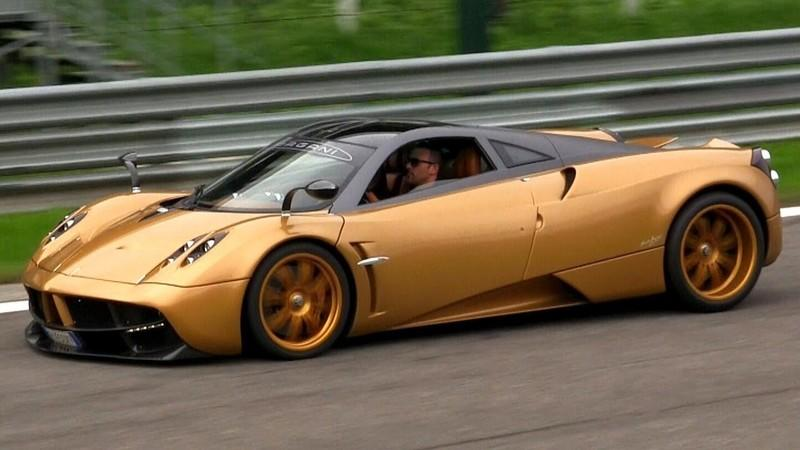 Pagani Huayra News And Reviews | Top Sd