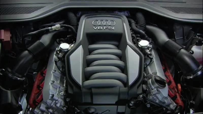 Video: 2011 Audi A8 Luxury Sedan