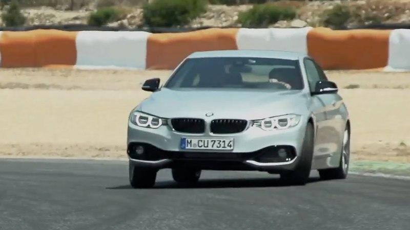 Video: Chris Harris Reviews the BMW 435i