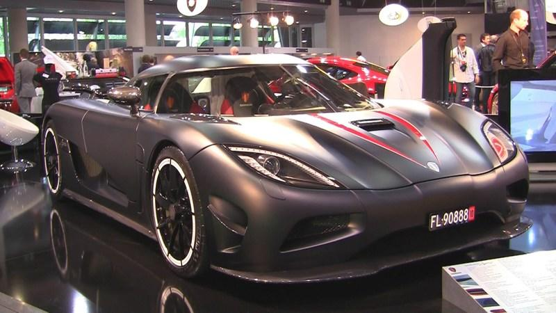 Video: 2012 Top Marques Monaco - Supercar Show