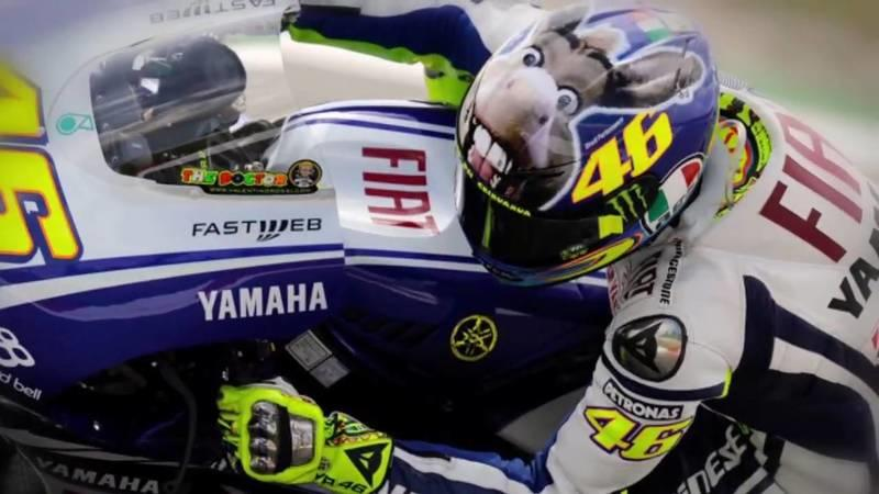 "Valentino Rossi, ""The 31-year-old Doctor"""