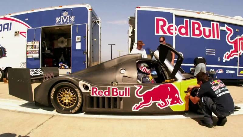 Video: Rhys Millen preps up his Pikes Peak-bound Hyundai Genesis PM580