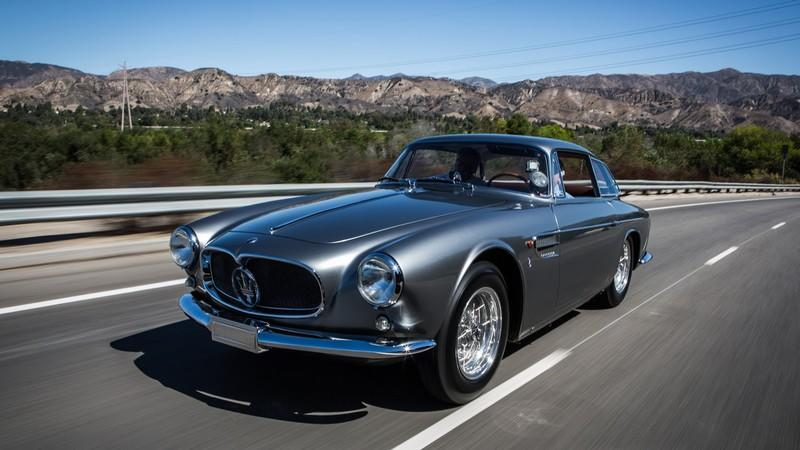 Video: Jay Leno reviews the 1956 Maserati A6G-2000 Allemano