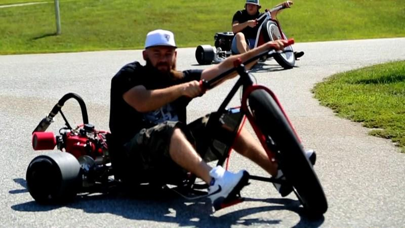 Video: Big Wheel Drift Trike Shows Us What Trike Awesomeness is All About