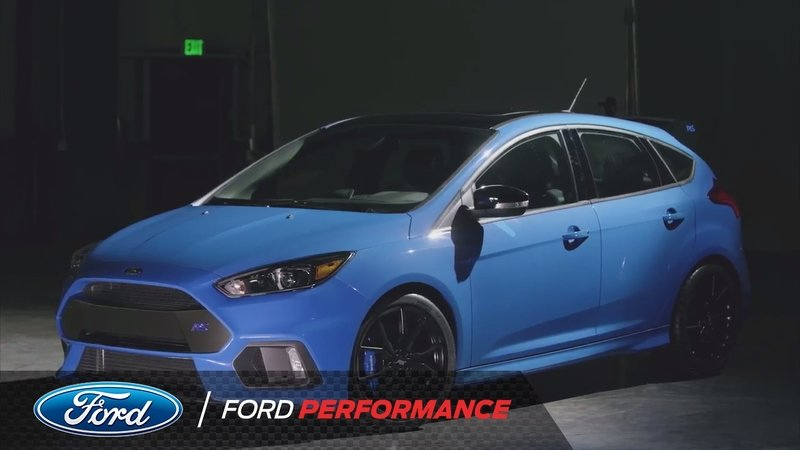 2018 Ford Focus RS Limited Edition