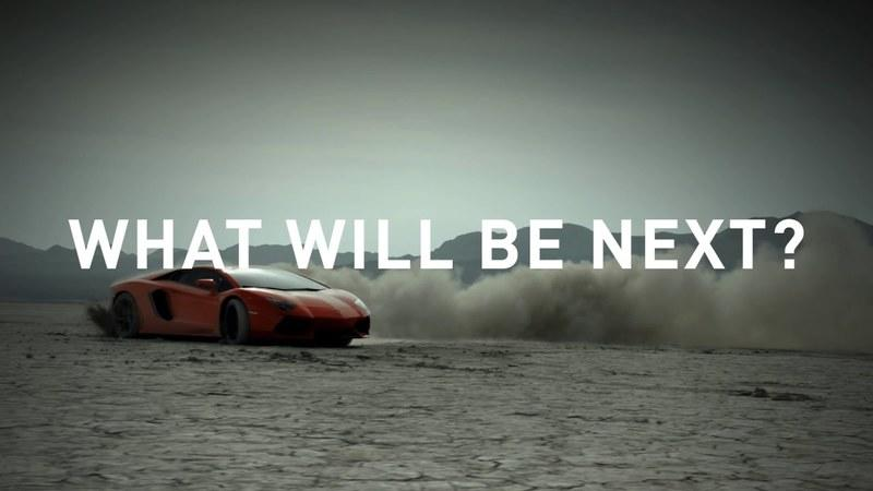 Lamborghini's Cooking Up A Hot Sauce Surprise, Possibly For Detroit: Video
