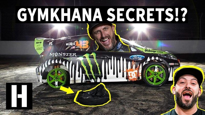 Ken Block Lifts The Curtain With 20 Gymkhana Secrets: Video