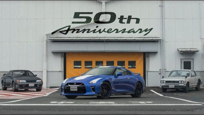 The Next-Gen R36 Nissan GT-R Won't Be Here for a While, But That's a Good Thing