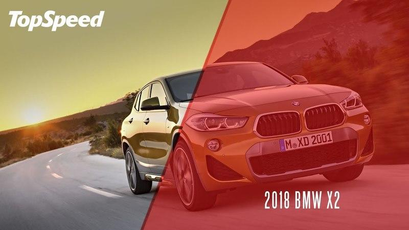 2018 BMW X2 - Updated