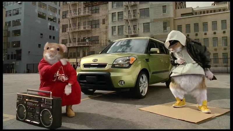 Video: Kia turns to the Hamsters - again - to promote the Soul