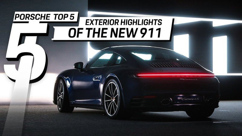 Porsche's Peter Varga Explains What Makes the 2020 Porsche 911 Unique