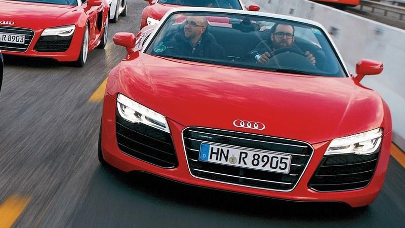 Video: A Short Trip to the Audi R8 Factory