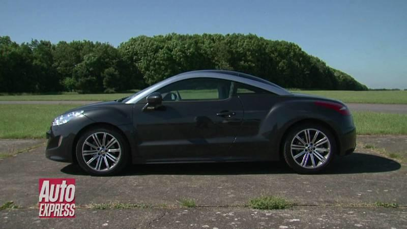Video: Auto Express compares the Honda CR-Z hybrid with the Peugeot RCZ