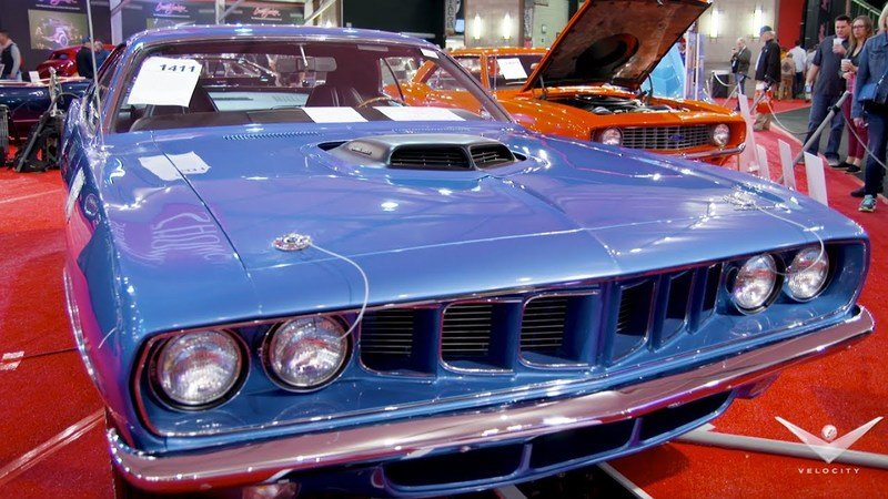 Video of the Day: Mopar Expert David Wise & The Last HEMI 'Cuda At Barrett-Jackson Scottsdale