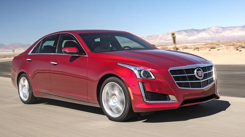 MotorTrend Names 2014 Cadillac CTS Car Of The Year