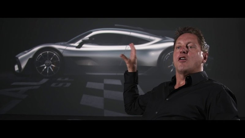 Video: Design Details of the Mercedes-AMG Project One