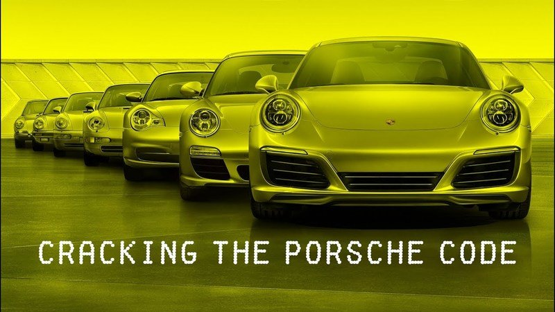 Video of the Day: Cracking the Porsche Code