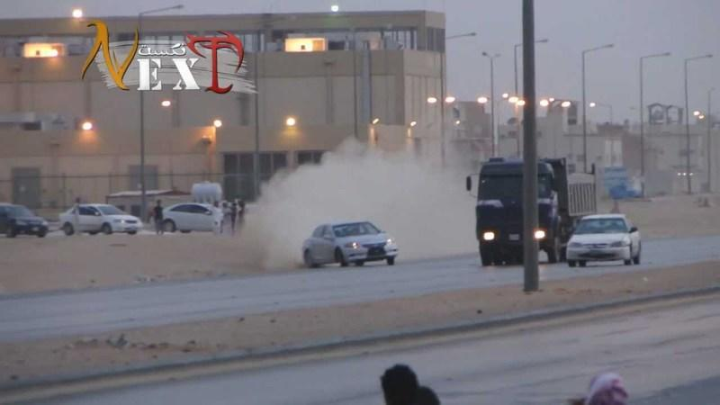 Video: Crazy Drifting with Arabs and their family sedans