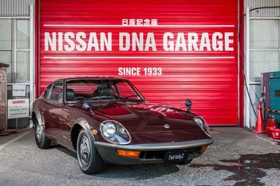 Jay Leno Reviews the 240Z and Grills Nissan on a Successor