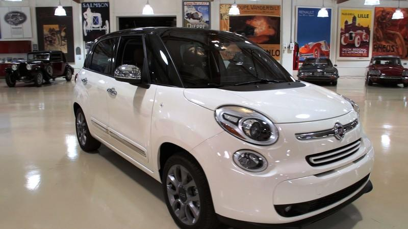 Video: Jay Leno Reviews the Fiat 500L
