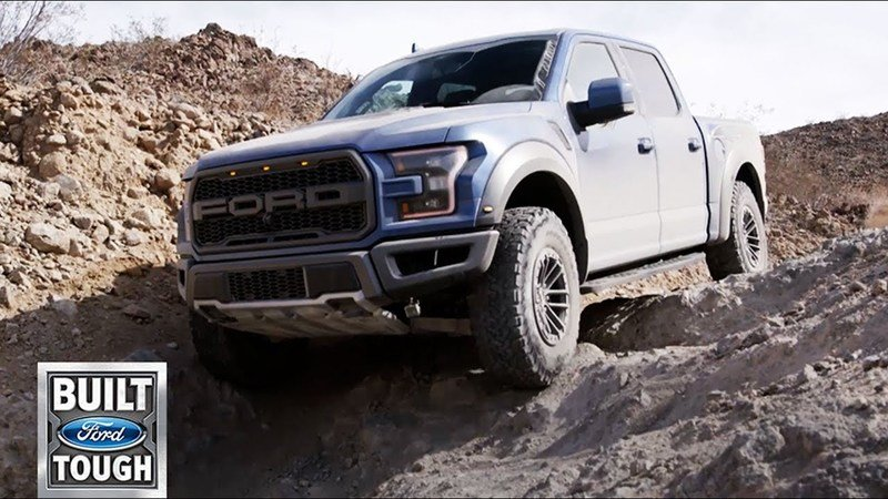 Ford Takes the Fun Out of Off-Roading with Trail Control for the 2019 Ford Raptor