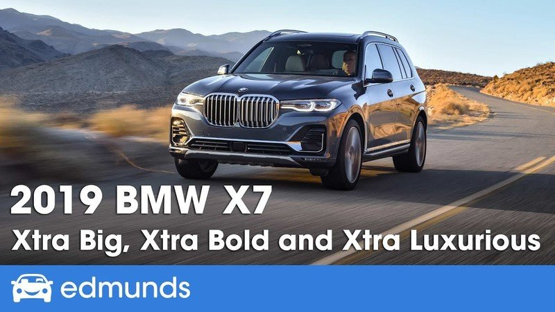 Video Reviews: Is the 2019 BMW X7 the new large luxury SUV king?