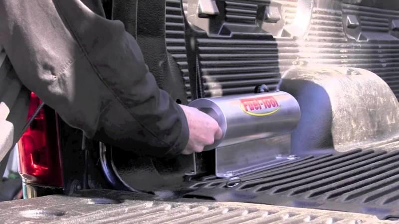 Cool Device Could Turn Your Truck Or SUV Into A Mobile Gas Station