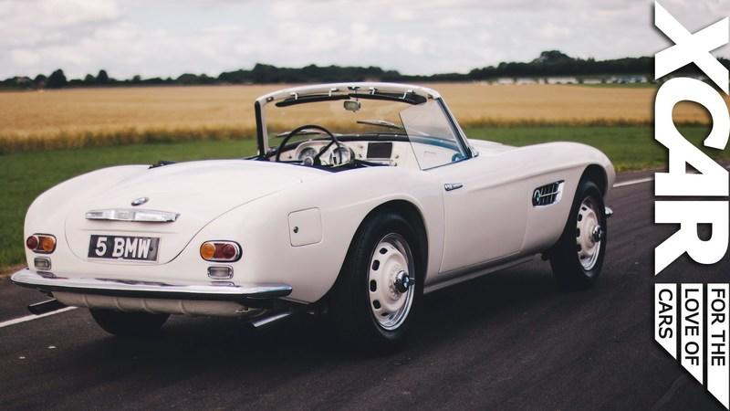 Video: History of BMW Roadsters